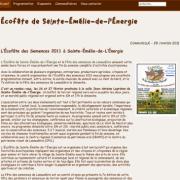 Écofête de Sainte-Émélie-de-l'Énergie