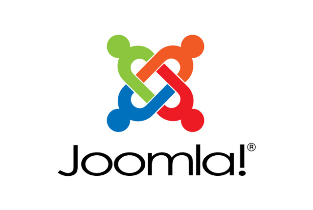 Logo de Joomla.