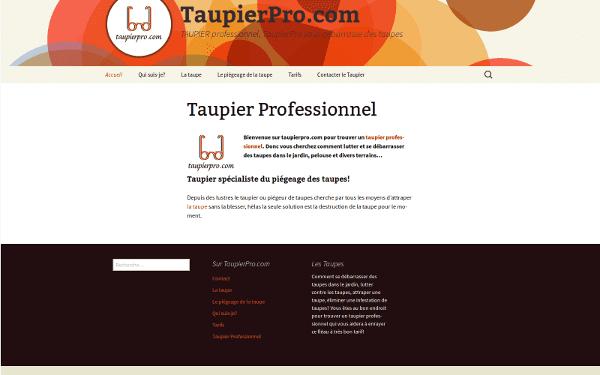 TaupierPro.com