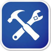 thumb support-tools-blue
