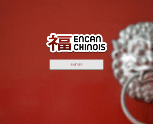 Encan-Chinois.ca - Page d'accueil
