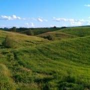 Photo de Lanaudière (champs et vallons).