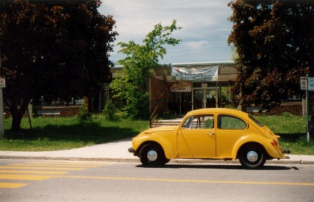 Photo of Montreal (Coccinelle in Côte-Saint-Luc).