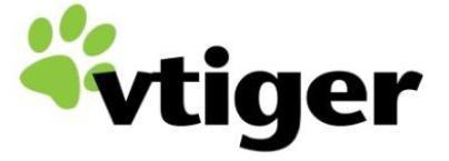 Logo de vTigerCRM.