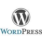 Logo de WordPress.