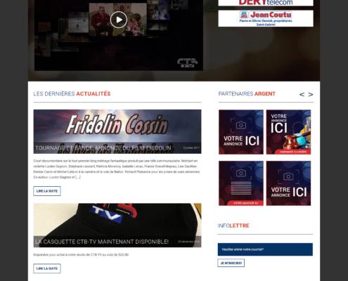 CTB-TV (Accueil)