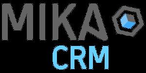 Logo Mika CRM.