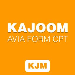 Kjm Avia Form Cpt Plugin For Wordpress Kajoom Ca