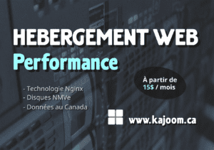 Hébergement Web Performance