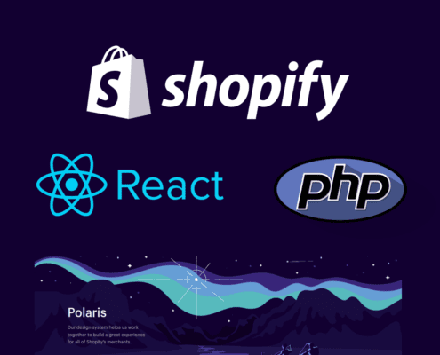 Projet Application Shopify