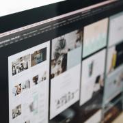 Design Web - Maquette Graphique